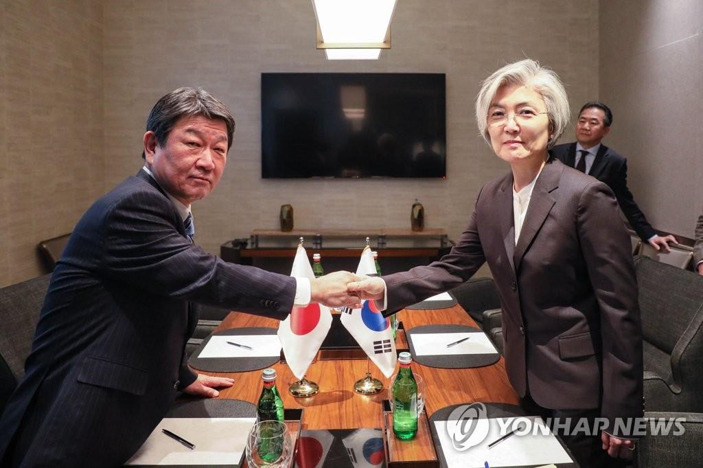 韩日外交局长会议时隔6年在东京举行