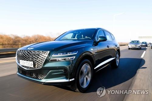 韩国五大整车厂商6月销量减少近两成