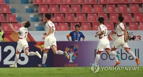 朝鲜缺席2022年U23亚洲杯和女足亚洲杯