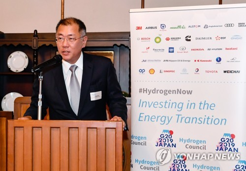 现代汽车加快氢能技术研发引领未来移动出行