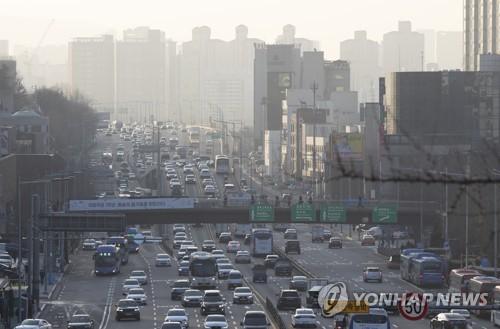 韩中联合研究报告:尾气煤电是雾霾主因