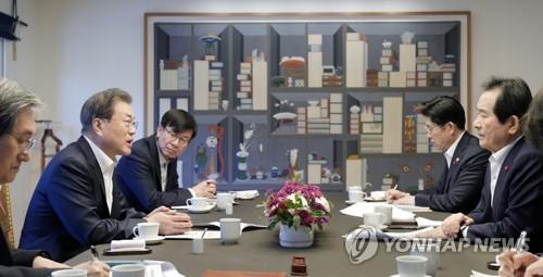 消息:韩总理向总统提同时撤换法检两长