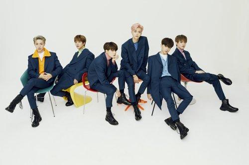 NCT DREAM登顶日本公信榜
