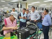 详讯:三星电子副会长李在镕视察西安半导体厂