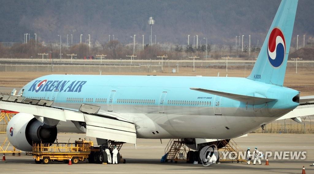 详讯:韩国赴汉撤侨包机或晚点起飞 架次或减少