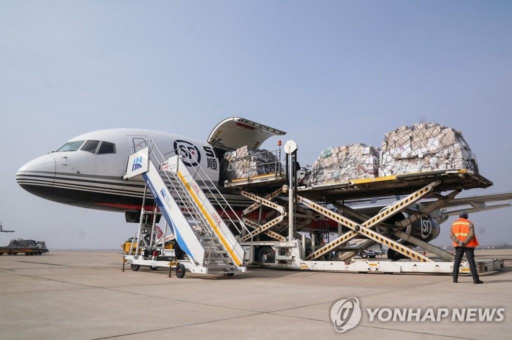 韩国将向中国提供价值500万美元的防疫物资