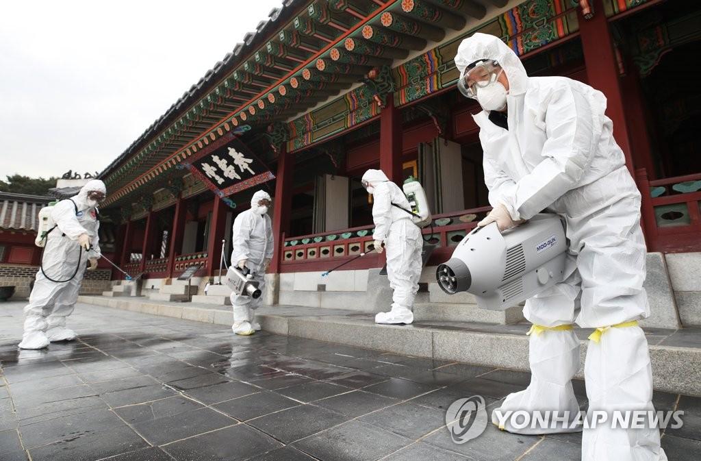 韩国新冠疫情防控热线开通多语种服务