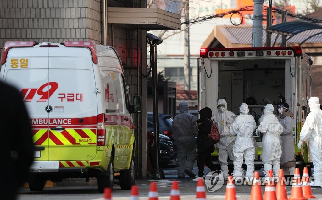 详讯:韩国首批武汉撤侨人员中18人有症状被送医