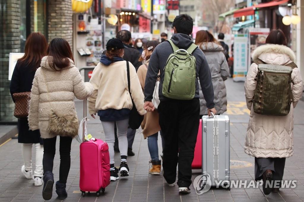 韩国是否禁止来自中国全境的外国人入境引关注