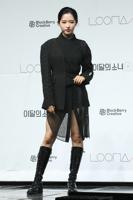 本月少女成员Olivia Hye
