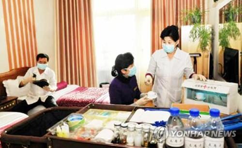 朝鲜重申尚未确诊新冠感染病例