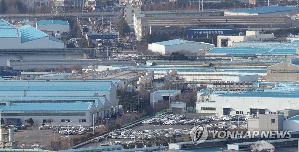 韩国车企受中国工厂断供影响纷纷停工