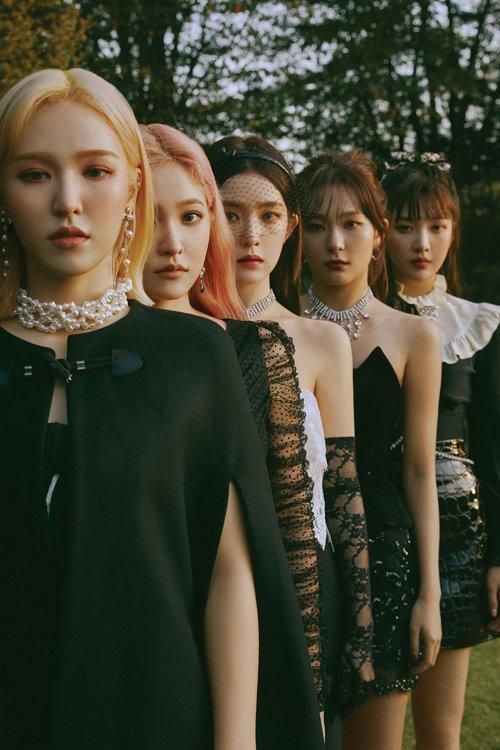 资料图片:Red Velvet 韩联社/SM娱乐供图(图片严禁转载复制)