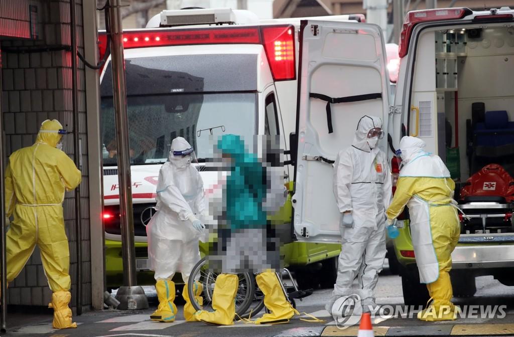 第三批自汉回韩人员中5例待查病例检测均呈阴性