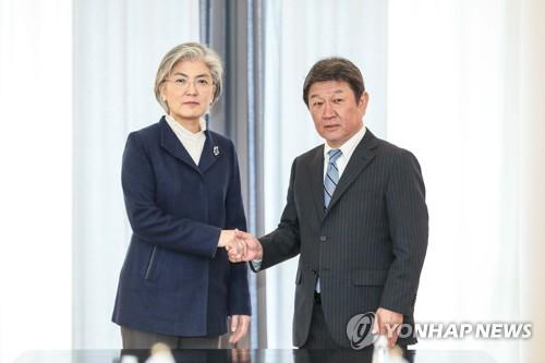 韩日外长通电话讨论出口管制问题