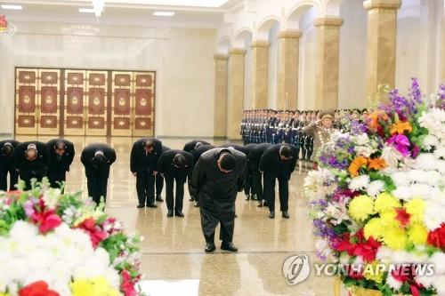朝鲜似低调庆祝金正日79岁冥寿