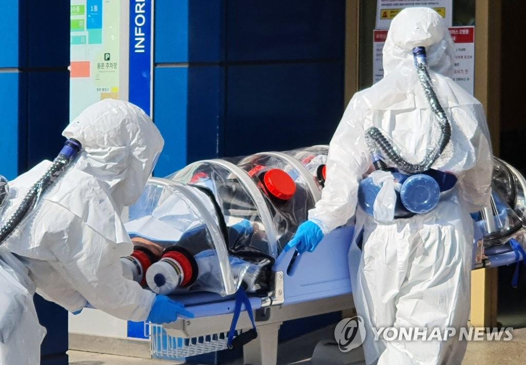 详讯:韩国日增20例新冠确诊病例 累计51例