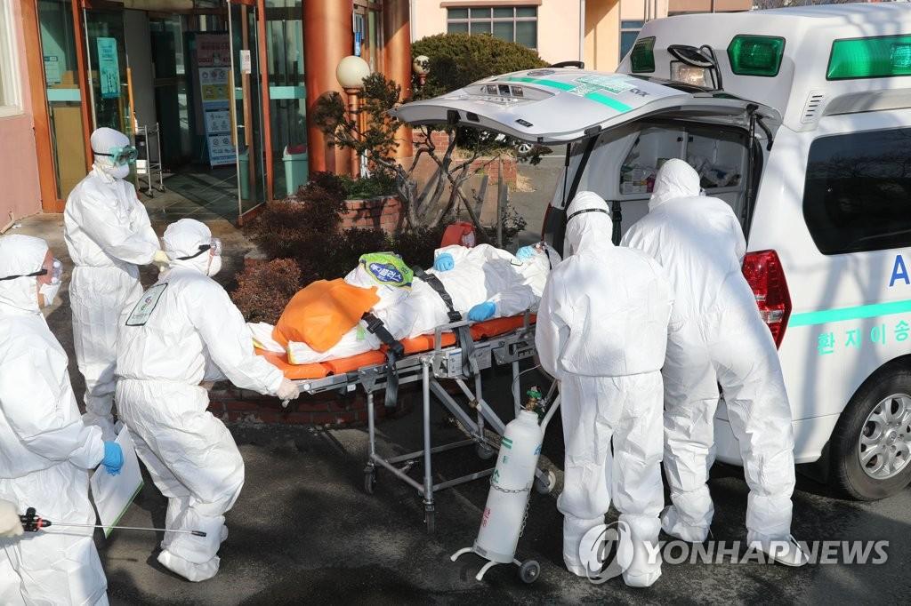 详讯:韩国出现第二例感染新冠死亡病例