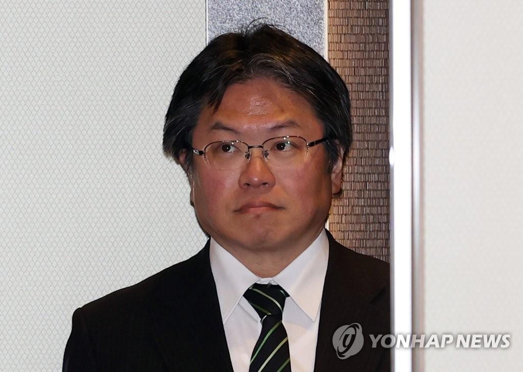 韩国外交部召见日本驻韩公使