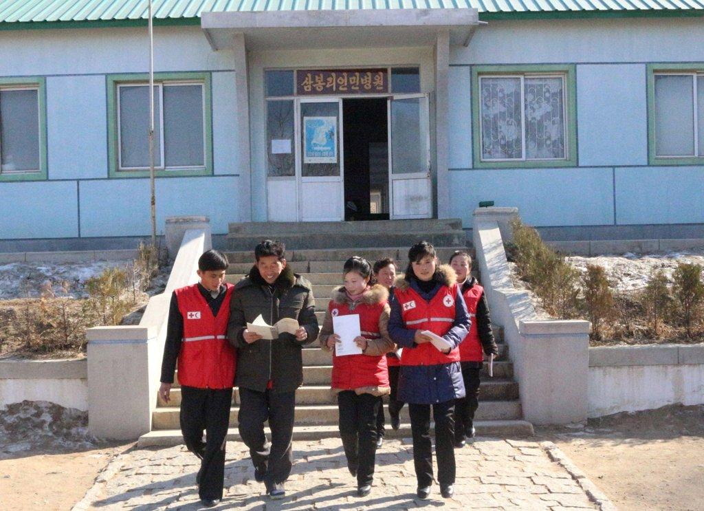 联合国今年放行25个对朝人道援助项目