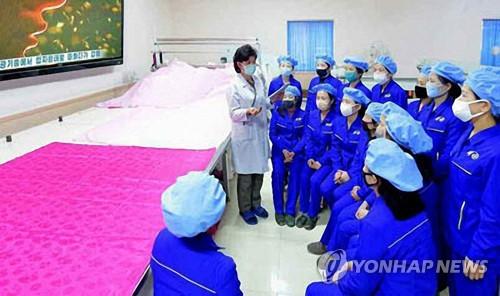 朝鲜禁止聚会聚餐严防新冠疫情