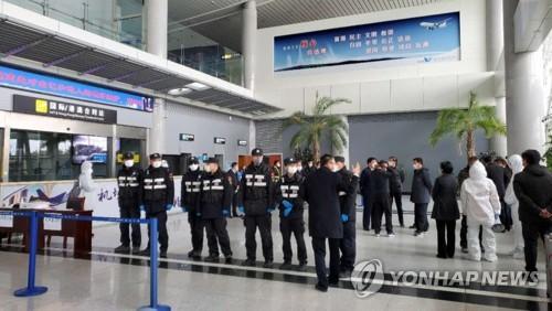 威海市再次全员隔离自韩入境乘客