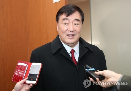 详讯:韩国外长助理金健会见中国大使邢海明