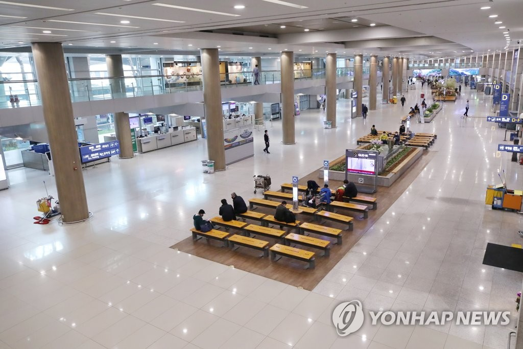 92个国家和地区对韩国采取入境管制措施