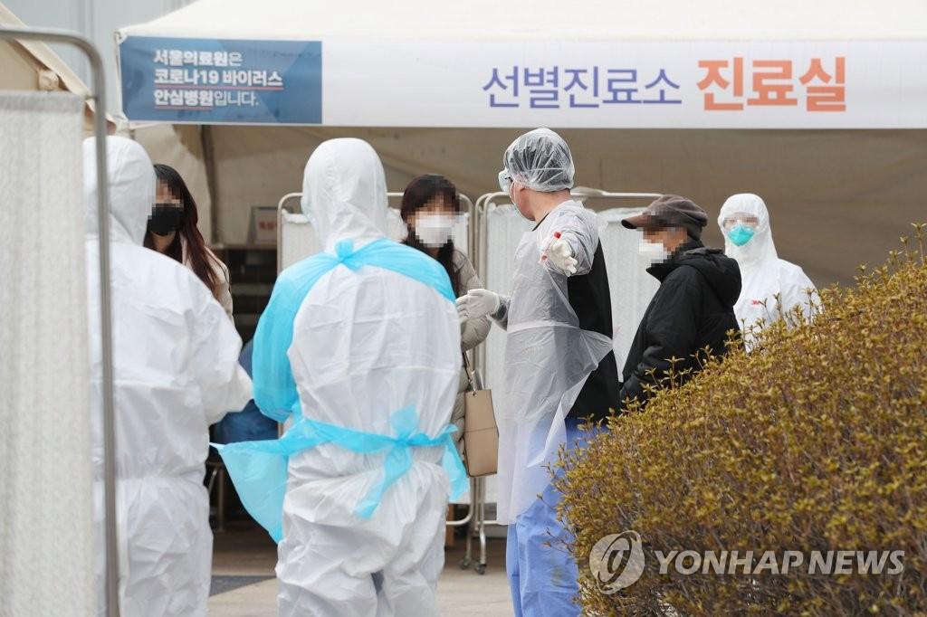 详讯:韩国新增374例新冠确诊病例 累计5186例