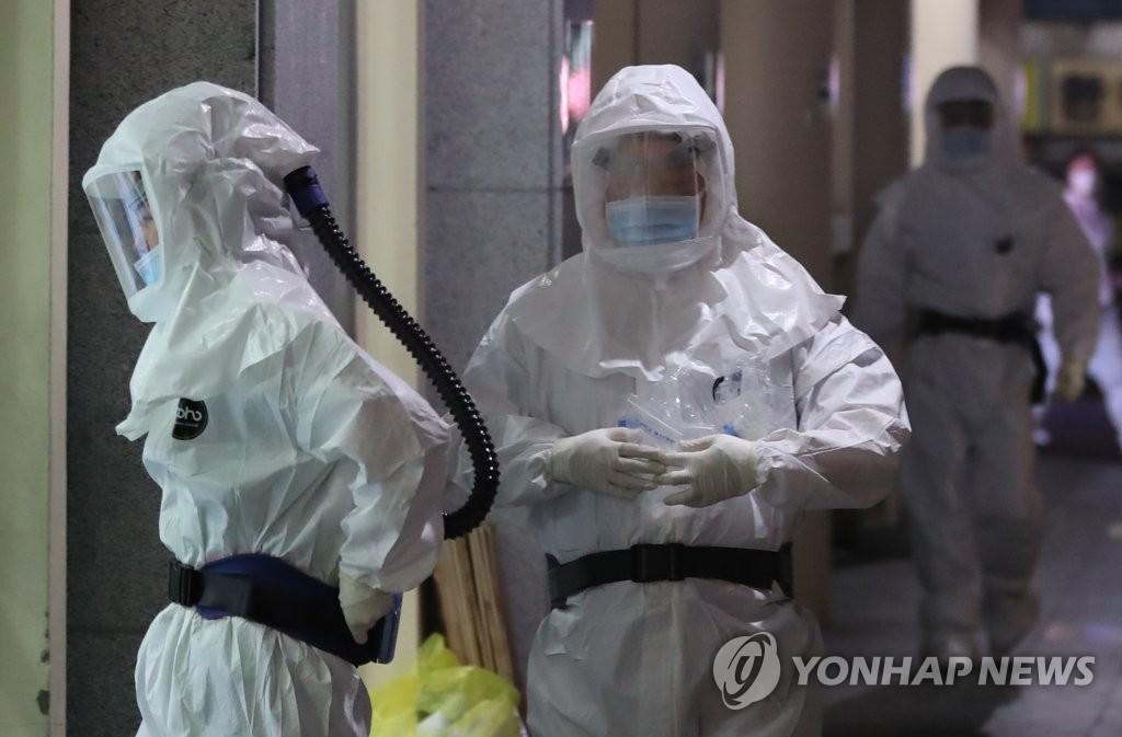 详讯:韩国新增438例新冠确诊病例 累计5766例