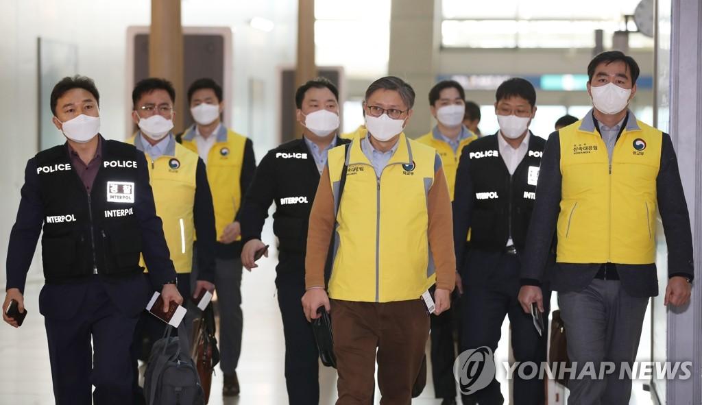 韩国向越南派遣应急工作组保护被隔离公民