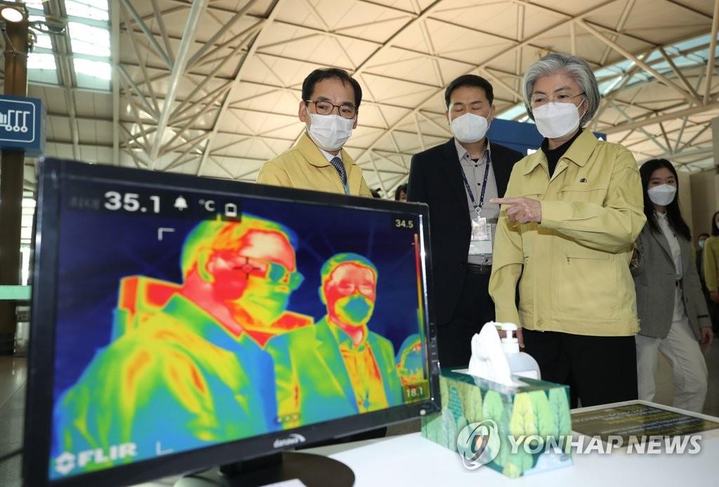 对韩采取入境管制措施的国家多为防疫弱国