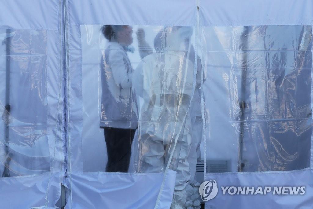 简讯:韩国新增518例新冠确诊病例 累计6284例