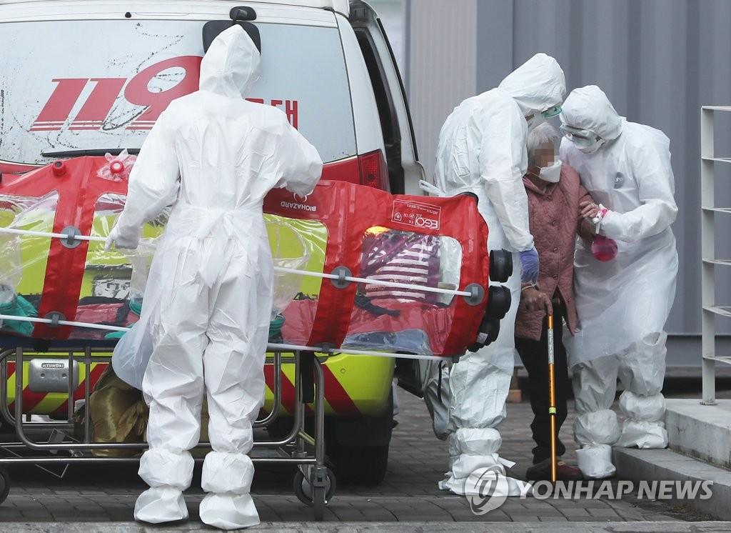 详讯:韩国新增96例新冠确诊病例 累计7478例