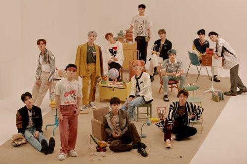 男团Seventeen因疫情取消下月日本巨蛋巡演