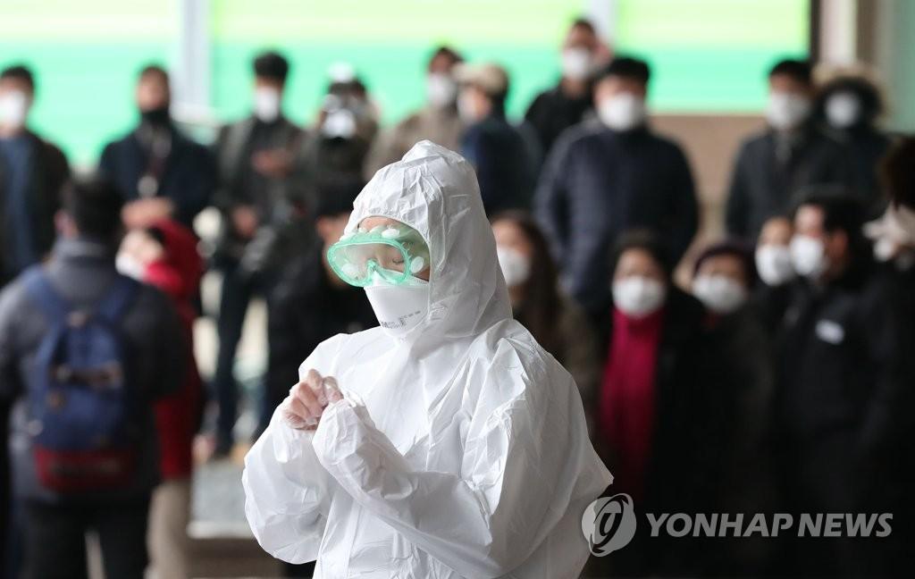 详讯:韩国新增131例新冠确诊病例 累计7513例