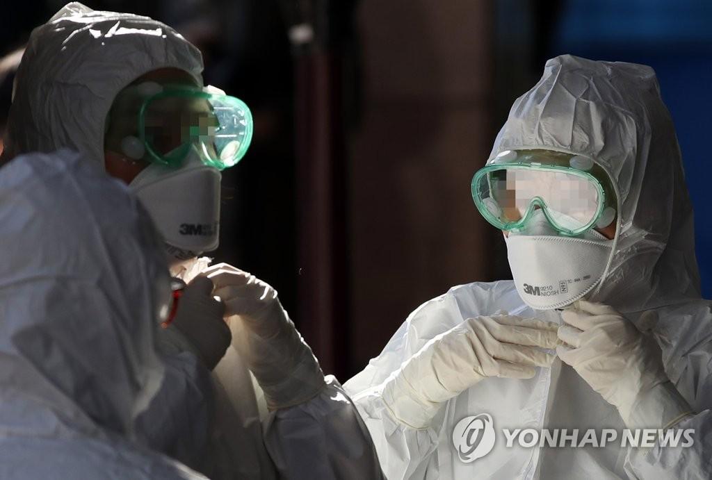 详讯:韩国新增107例新冠确诊病例 累计8086例
