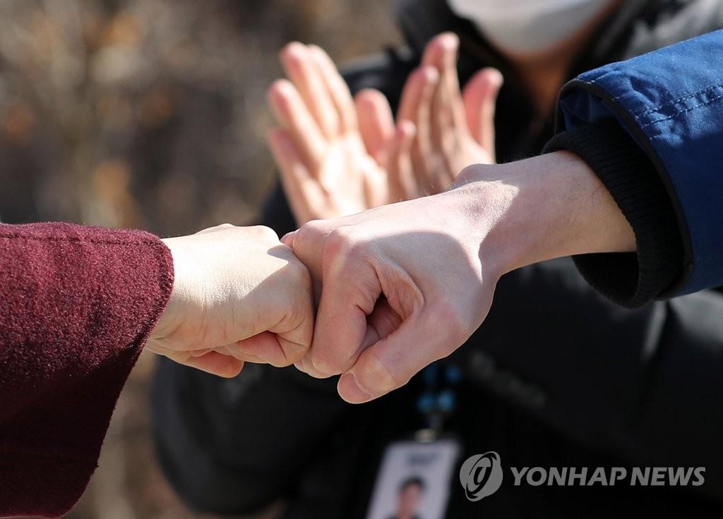 韩国新冠病例解除隔离占比8.8%