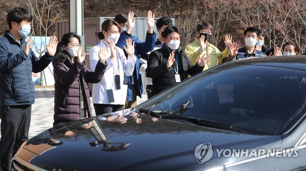 详讯:韩国新增146例新冠确诊病例 累计9478例
