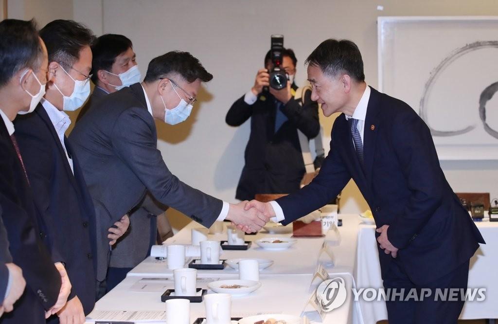韩一医院院长确诊感染新冠 曾出席政府座谈会