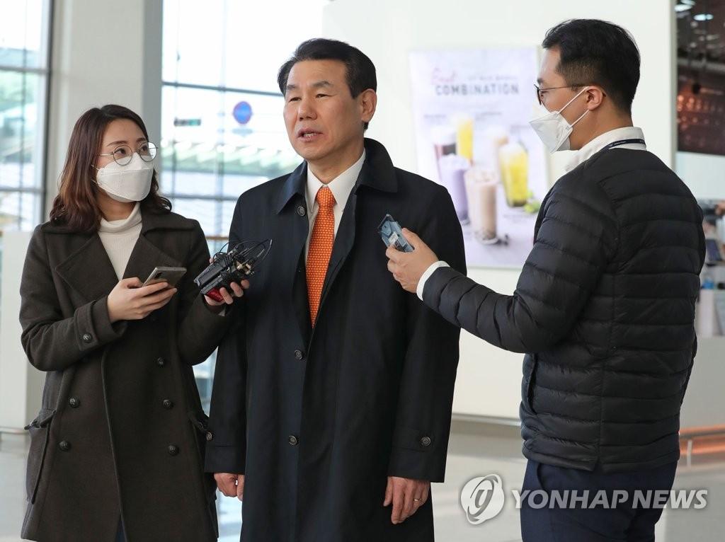 详讯:韩美防卫费谈判韩方代表启程赴美