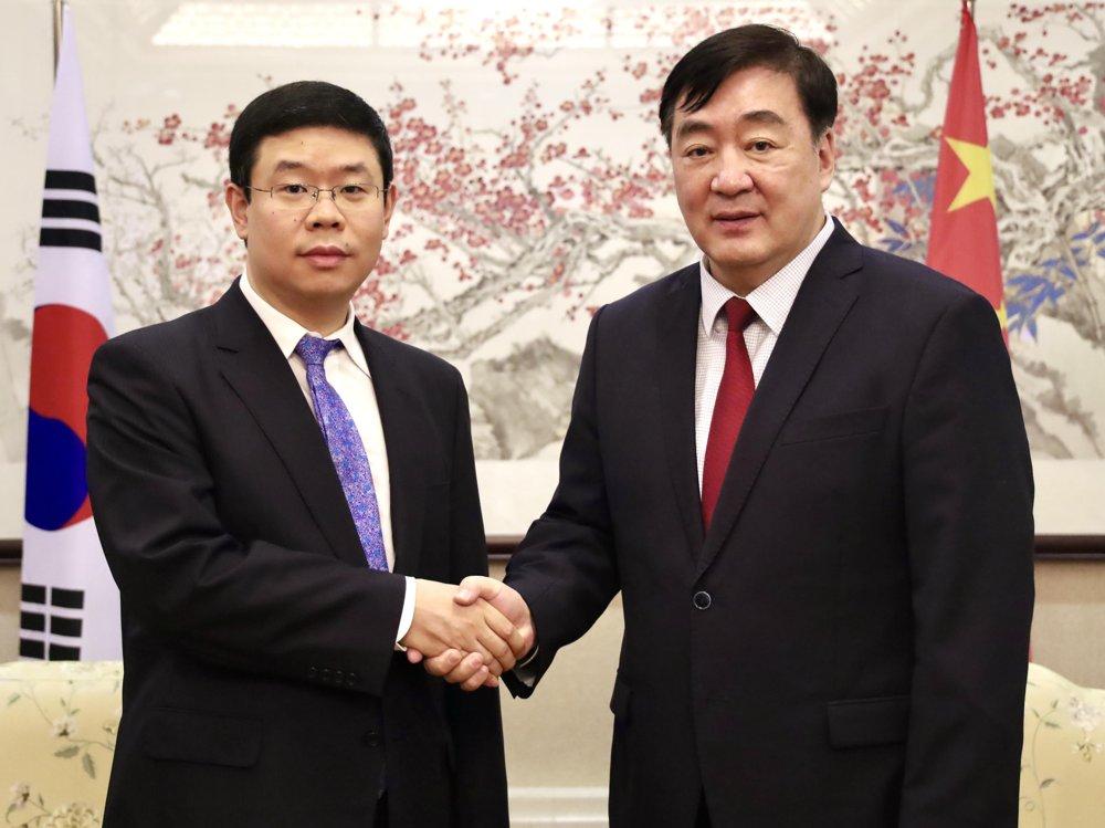 中国驻韩使馆澄清涉韩籍船只遭中方扣押报道不实