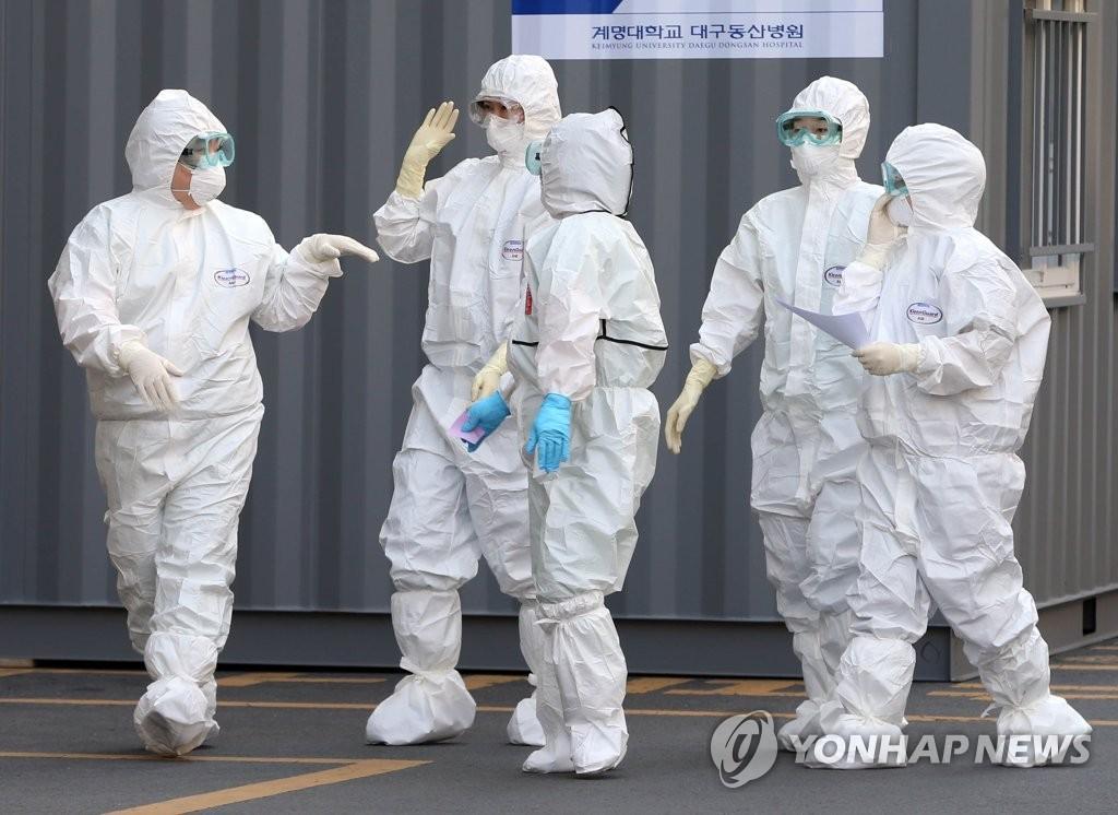 韩国向缅甸派军机运回防疫物资