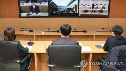 韩中自贸协定服务和投资后续谈判今在线启动