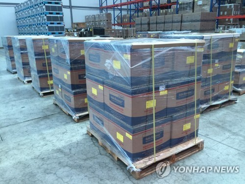 多国向韩请求出口或人道援助新冠诊断试剂