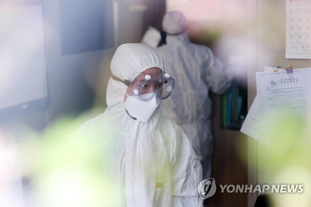 详讯:韩国新增81例新冠确诊病例 累计10237例
