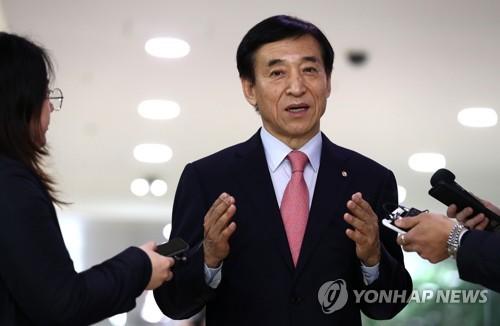 韩央行行长:韩美货币互换协议有望稳定市场