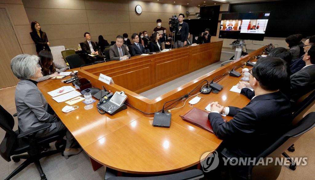 韩外长将同主要国家女外长举行抗疫视频会议