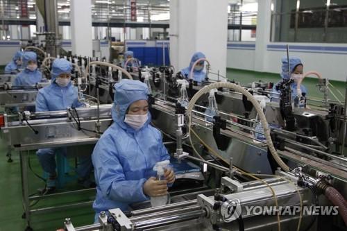 报告:疫情影响朝鲜创汇 今年进口或减少