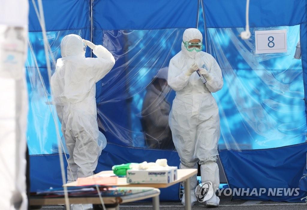简讯:韩国新增147例新冠确诊病例 累计8799例